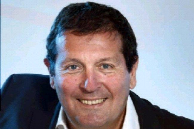 Hervé Mangot, PDG de Saphelec, compte sur l'antenne de Villeneuve d'Ascq pour recruter 500 nouveaux clients tous les ans.