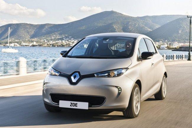 Avec sa plate-forme R-Link particulièrement fermée, la Renault Zoé n'est pas vraiment l'exemple à suivre. (crédit : D.R.)