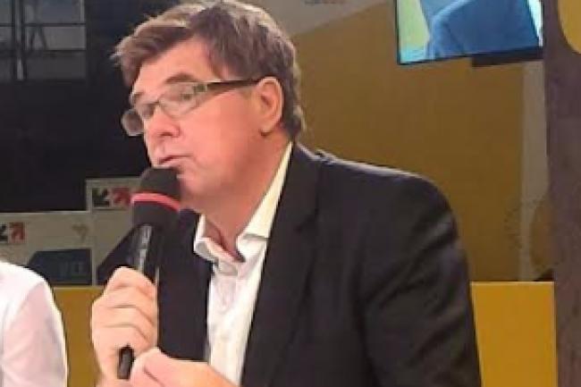 Paul-François Fournier est directeur exécutif en charge de l'innovation de Bpifrance. (crédit : Dominique Filippone)