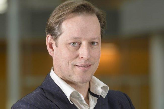 Jean-Noël de Galzain, PDG de Wallix et président d'Hexatrust qui réunit 27 éditeurs de solutions de sécurité.