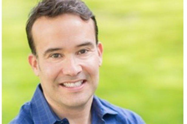 Tom Chavez, CEO de Krux, a co-fondé la société en 2010 avec Vivek Vaidya, CTO. (crédit : D.R.)