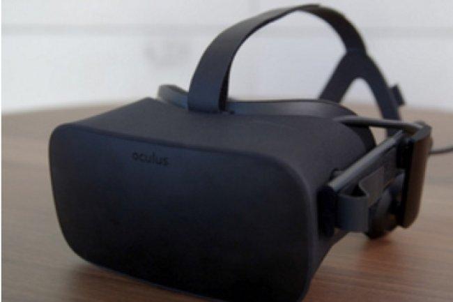 La technologie logicielle d'amélioration de l'affichage VR sur Oculus Rift à partir d'un PC entrée de gamme suffira-t-elle pour séduire les utilisateurs ? (crédit : Patrick Murray)