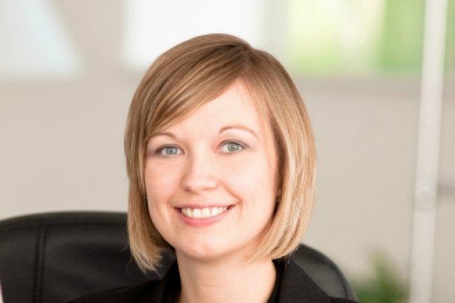 Ingrid Eeckhout, la nouvelle directrice générale déléguée d'Horizontal Software. (crédit : D.R.)
