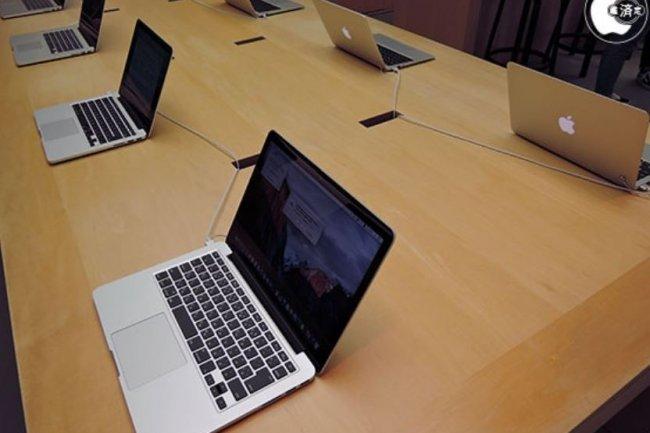 Les prochains MacBook Pro devraient être annoncés avant la fin du mois, si l'on en croit le très informé site Macotakara. Crédit: D.R.