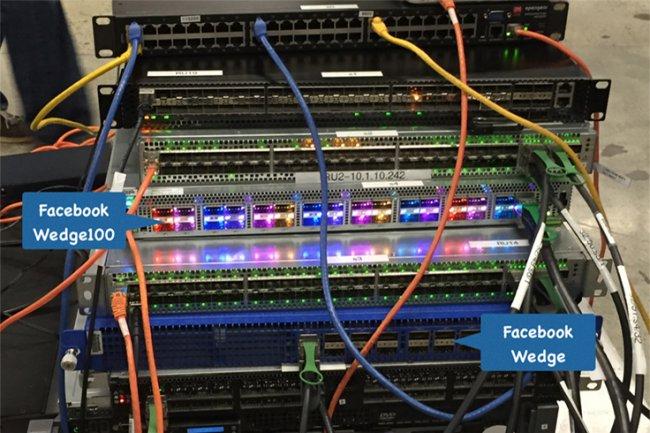 Le switch Wedge100 de Facebook a été accepté par l'OCP et pourra donc faire carrière dans les entreprises intéressées.