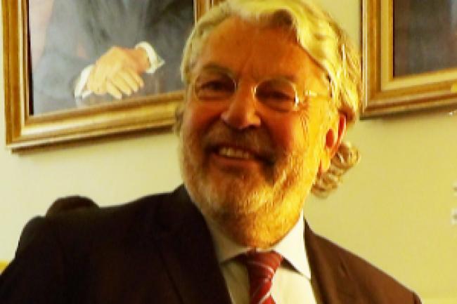 Yves Bismuth est président de l'Adira et avocat au Barreau de Lyon. (crédit : LMI)