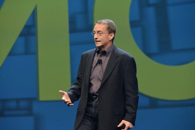 Après le rachat de la société Arkin en juin dernier, VMware et Pat Gelsinger, son CEO, sont toujours en quête d'acquisitions. (Crédit VMware)