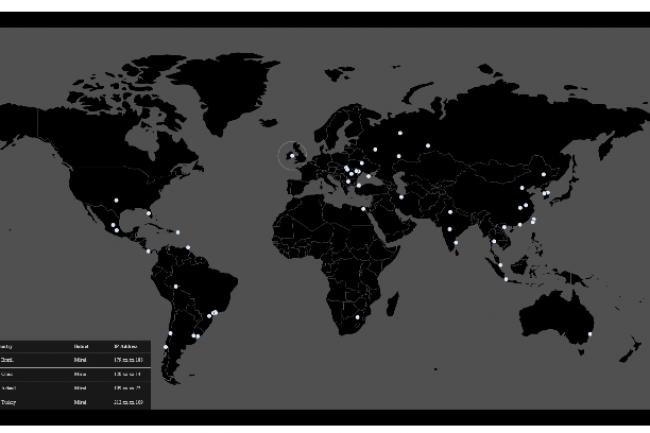 Le chercheur en sécurité caché sous le pseudonyme MalwareTech suit l'évolution des attaques DDoS lancées par Mirai.