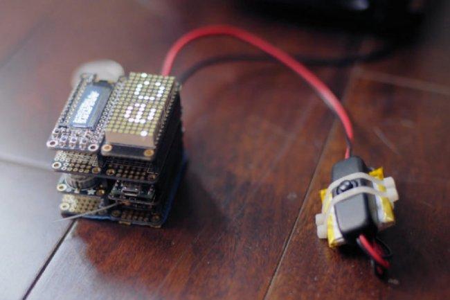 Le dispositif Icarus permet de pirater les drones utilisant le protocole de radioguidage DSMx. (Crédit : Jonathan Andersson/Trend Micro)