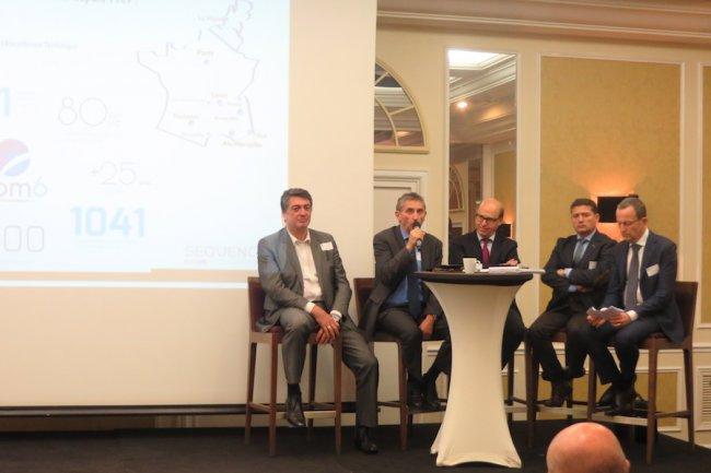 La table ronde « Marchés Publics : y a-t-il encore une place pour les PME » organisé lors des rencontres EBEN a donné lieux à des échanges soutenus