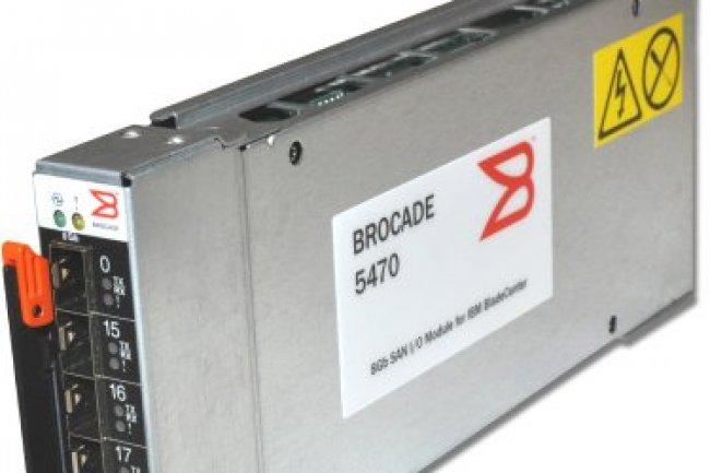 Seule la partie SAN de Brocade int�resse Broadcom qui entend rapidement revendre l'activit� IP.