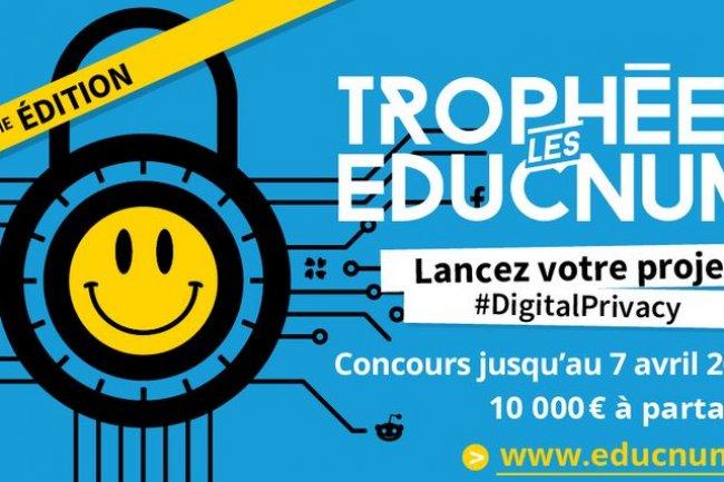 Les participants aux Trophées Educnum  auront carte blanche pour  imaginer un moyen de sensibiliser les plus jeunes, de l'école primaire au lycée, aux bons usages du Web. Crédit : D.R