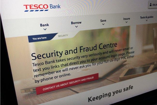 Tesco Bank a indiqué que 2,5 M£ avaient été volés par les cybercriminels qui ont attaqué ses systèmes. (crédit : D.R.)