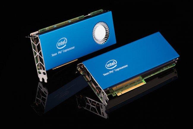 SI les puces Xeon Phi ont �t� retaill�es pour l'IA, Intel ne poss�de toujours pas de GPU puissant capable de rivaliser avec Nvidia.