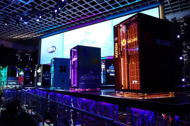 Le Cyber Challenge de la Darpa s'est déroulé l'été dernier à Las Vegas.
