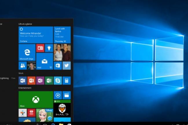 Si les utilisateurs de Windows 10 Home n'ont pas la possibilité de différer les mises à niveau de Windows 10, ce n'est pas le cas pour ceux qui ont la version Pro. (crédit : D.R.)