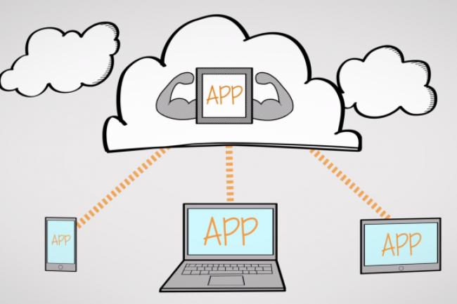 Le service AppStream 2 d'AWS permet de diffuser à chaud des applications de bureau depuis le cloud AWS vers des postes clients via un navigateur HTML 5. (crédit : D.R.)