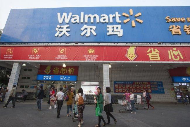 Walmart China utilise la technologie blockchain pour améliorer la traçabilité de produits frais. La chaîne de distribution a commencé avec le porc au détail et transformé. (Crédit: Walmart China)