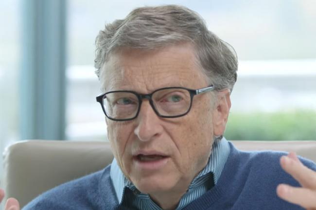 Bill Gates, très impliqué dans les projets visant à aider les populations les plus démunies, fait partie des 20 grands dirigeants de la plantère web&tech et financière à investir dans le fonds Breakthrough Energy Ventures.