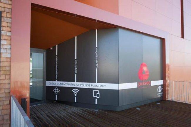 Le centre d'innovation Pulséo situé dans le grand Dax abritera les futurs locaux de l'école In'Tech. (Crédit: D.R.)