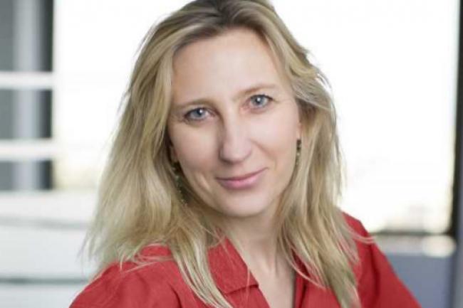 Dirigeante de SSLL, Véronique Torner présidait l'édition 2016 de l'OpenCIO Summit à Paris le 15 novembre 2016. crédit : D.R.