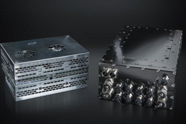 L'ordinateur Go avec 5G sera en démonstration lors du prochain Mobile World Congress 2017 à Barcelone. Intel a annoncé son premier modem 5G cette semaine au CES. (crédit : Intel)