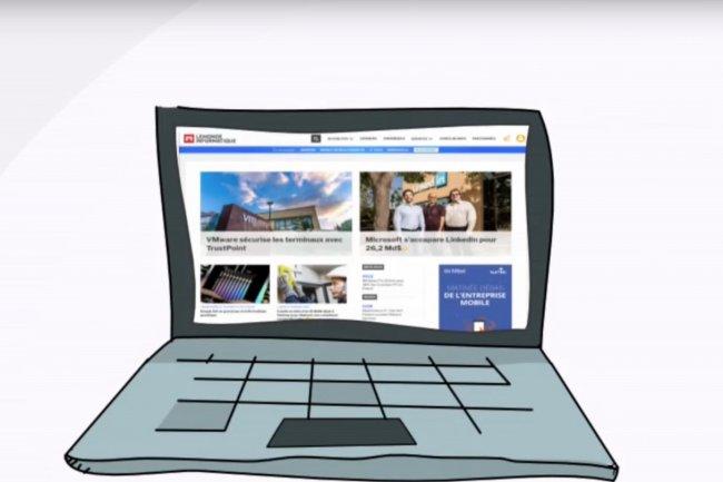 Un avant-goût de la prochaine version de notre site Le Monde Informatique, en ligne le 26 janvier.