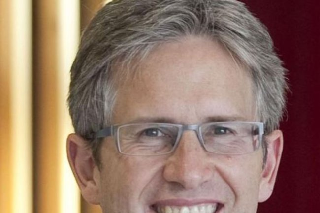 Richard Lumb, directeur général des services financiers chez Accenture a indiqué que les évolutions technologiques avaient permis d'éliminer des tâches répétitives et plutôt ennuyeuses. Crédit: D.R.