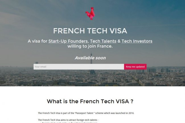 En lançant le programme Visa basé sur le passeport-talent, la French Tech veut attirer en France des entrepreneurs, des salariés (jeunes diplômes, hauts profils, scientifiques reconnus...) et des investisseurs internationaux.