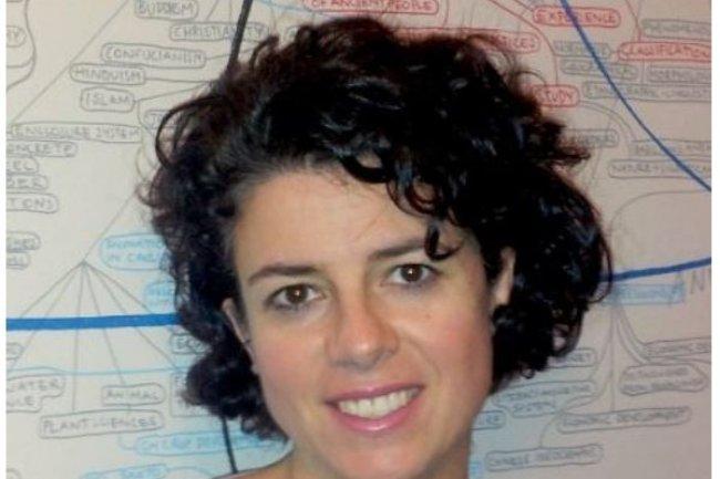 Avant de co-fonder Qapa.fr en 2011, Stéphanie Delestre était DG de la start-up allemande Qype spécialisée dans les avis locaux et rachetée par Yelp. (crédit : D.R.)
