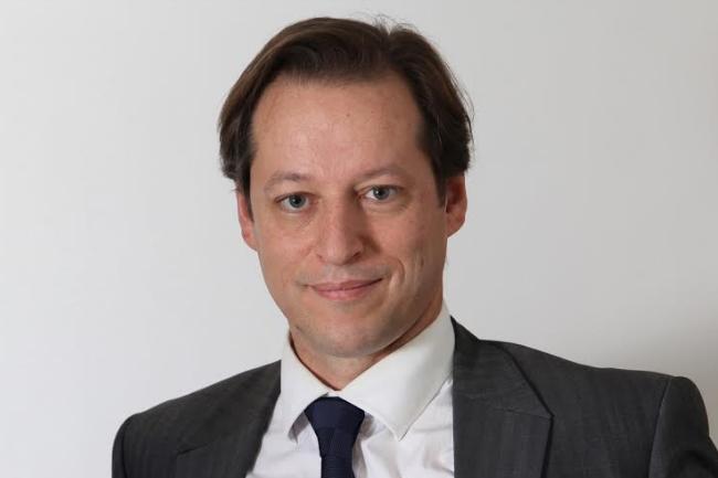 Jean-Noël de Galzain, président d'Hexatrust. (crédit : Dominique Filippone)