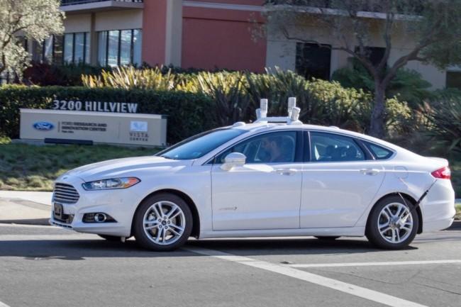 Ford  s'appuiera sur Argo IA pour développer ses futures voitures autonomes dont les premières  livraisons sont attendues pour 2021. (Crédit. D.R.)