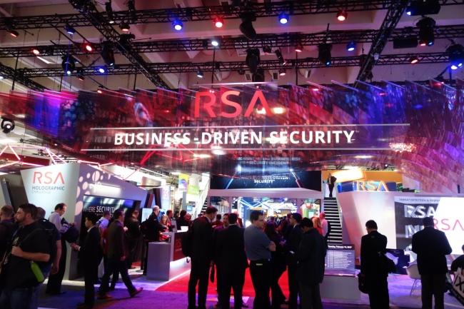 Pendant toute la semaine (13-17 février), à San Francisco, le Moscone Center a accueilli la conférence RSA 2017 consacrée à la cybersécurité. (crédit : Michael Kan/IDG News Service)