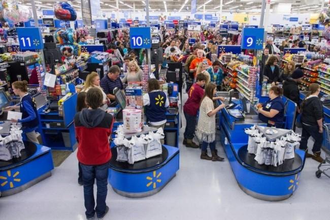 Walmart veut se servir de Watson IoT et de blockchain pour obtenir une visibilité globale sur l'ensemble des données de production des produits alimentaires vendus dans ses magasins. (crédit : D.R.)