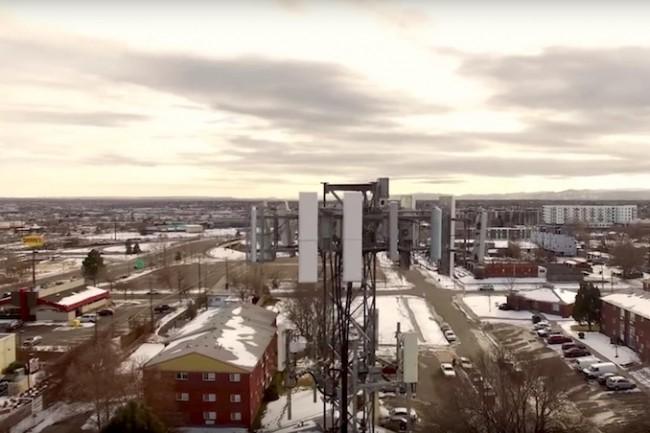 Onze villes américaines ont été retenues par Verizon pour tester son service d'accès à Internet via la 5G fixe. (crédit : D.R.)