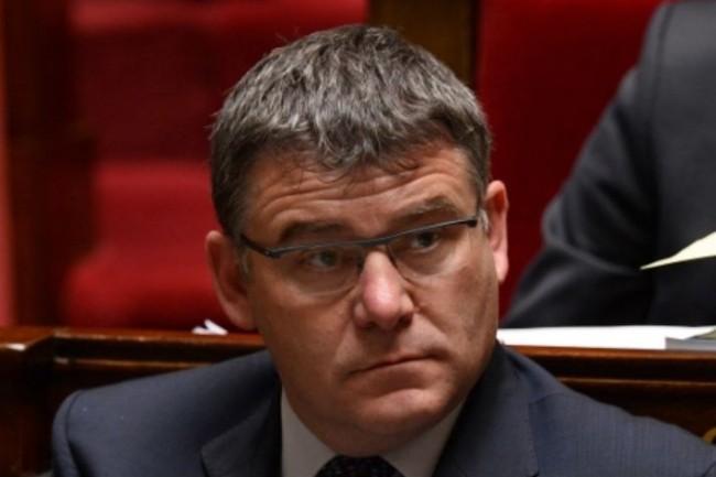 Le secrétaire d'Etat chargé de l'Industrie, Christophe Sirugue, suivra désormais également les sujets liés au numérique. (crédit : gouvernement.fr)