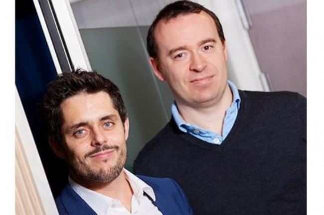 L'éditeur français Centreon a été co-fondé en 2005 sous le nom de Merethis (renommé en 2015) par Romain Le Merlus (à gauche), CEO, et Julien Mathis, CTO. (crédit : D.R.)