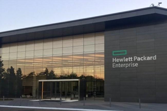 La réorganisation se poursuit chez HPE avec la création d'une entité services IT baptisée Pointnext.(Crédit D.R.)