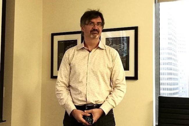 Après 15 ans chez Informatica, Bertrand Cariou a rejoint Trifacta pour piloter le marketing produit. (Crédit S.L.)