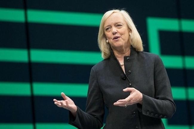 Meg Whitman, présidente et CEO de Hewlett Packard Enterprise (HPE), a choisi d'investir pour renforcer ses solutions de stockage.