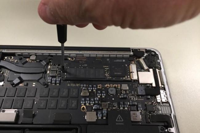 Suite à la hausse des prix sur les composants NAND flash, il n'y aura pas de gros SSD dans les ordinateurs portables cette année. (Crédit D.R.)
