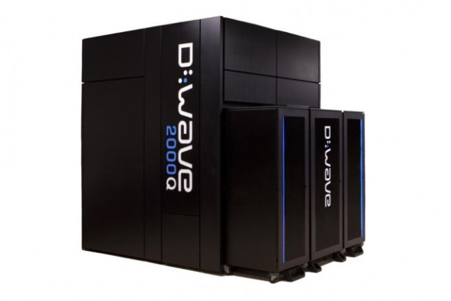 Les d�veloppeurs tentent de s'approprier les ordinateurs quantiques comme le D-Wave 2000Q.