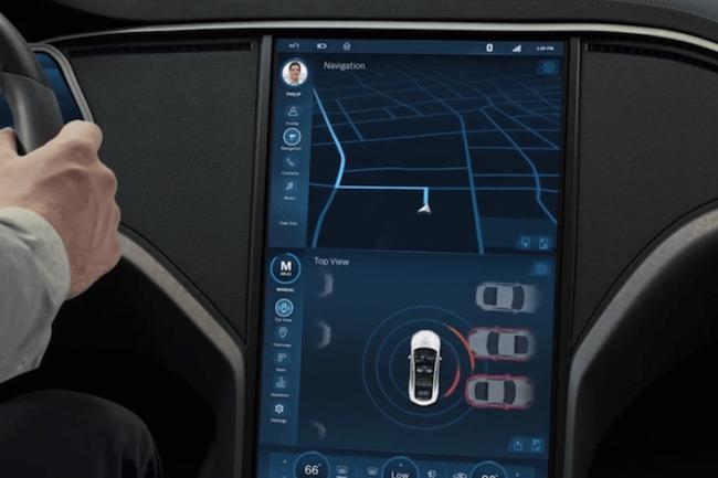 Bosch va améliorer sa solution d'autoconduite avec le concours de Nvidia et de sa plate-forme Drive PX2. (Crédit Bosch)