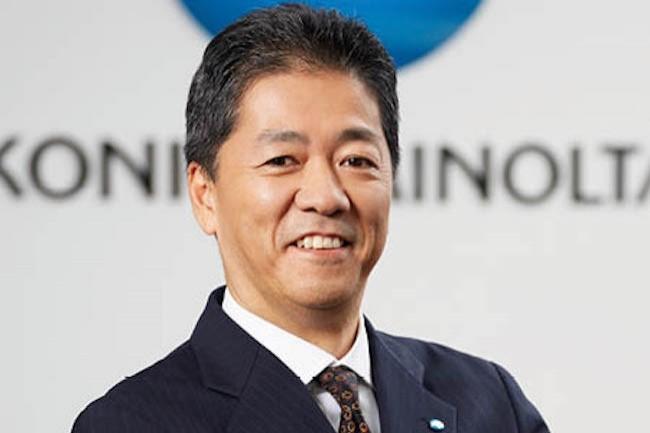 Indy Nakagawa, président de Konica Minolta Business Solutions Europe, affihce une ambition très élevée pour la filiale continentale.