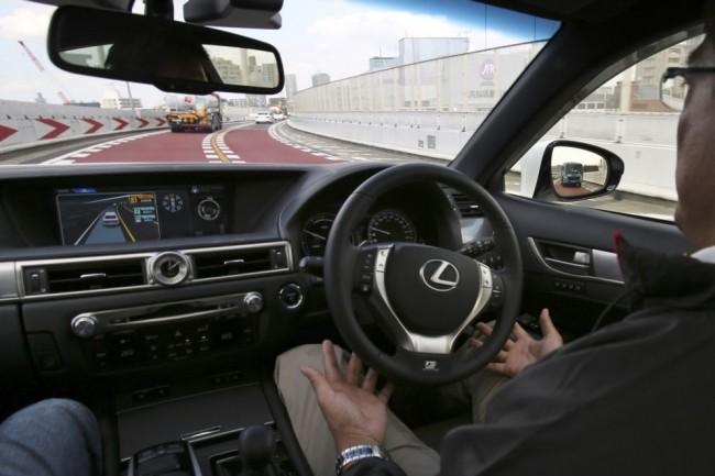 Microsoft, qui veut aussi percer dans les voitures connectées, annonce un partenariat avec Toyota. (crédit Toyota/Lexus)