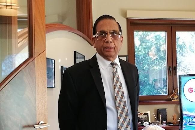 Cofondateur et CEO de C3DNA, Rao Mikkilineni bénéficie du soutien de grands noms de la Silicon Valley. (Crédit S.L.)