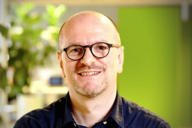 « La densité des données que nous récupérons nous permet de créer des profils basés sur l'individu et par seulement sur une segmentation», souligne Frank Hamerlinck, co-fondateur de la start-up belge NGData. (crédit : D.R.)