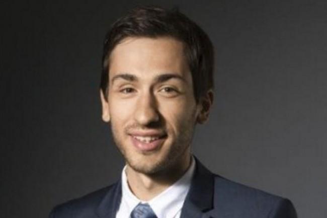 Nicolas d'Ambrosio est CDO à temps partagé chez Avipur. (crédit : D.R.)