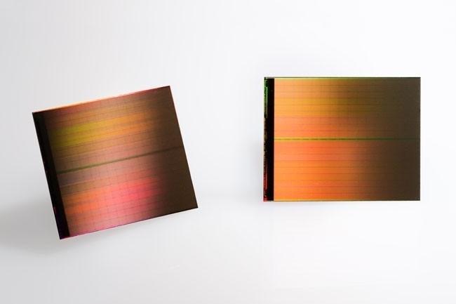 Avec Optane, Intel veut remplacer la mémoire DRAM qui n'a cependant pas encore dit son dernier mot. (crédit : D.R.)