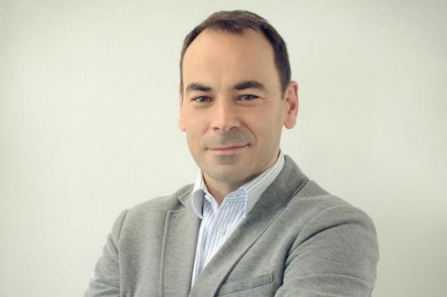 Fabien Rech est directeur général France de McAfee, anciennement Intel Security. (crédit : D.R.)